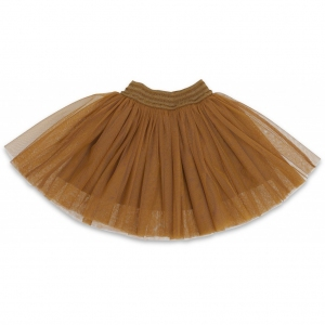 Ballerina Skirt Dark Honey van Konges Slojd