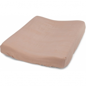 Fitted Sheet For Changing Cushion Rose Dust van Konges Slojd