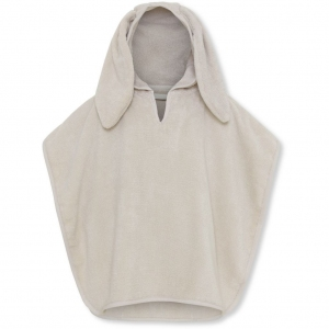 Kids Terry Poncho Nature  van Konges Slojd