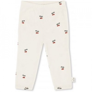 New Born Pants Cherry van Konges Slojd