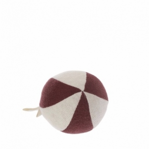 Petit Toy Ball Bordeaux van Konges Slojd