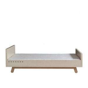 Bed Toddler The Peekaboo 160X80 Naturel-White van Kutikai