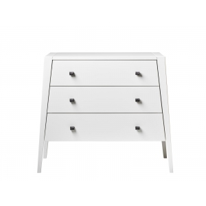Linea Kast-Commode Wit van Leander