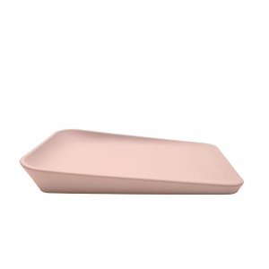 Leander Matty Changing Mat Soft Pink van Leander