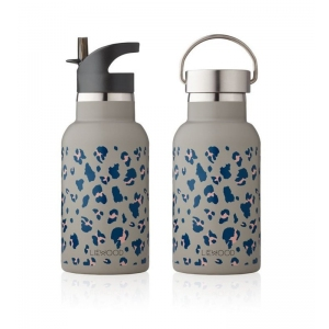 Anker Water Bottle Leo Beige Beauty  van Liewood