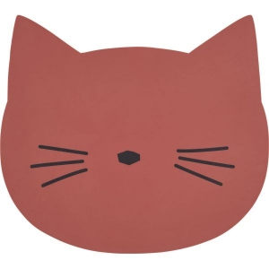 Aura Placemat Cat Rusty van Liewood