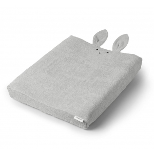 Egon Changing Mat Cover Rabbit Dumbo Grey van Liewood