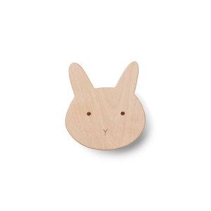 Ida Knob Rabbit Natural van Liewood