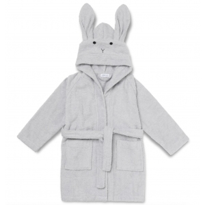 Lily Bathrobe Rabbit Dumbo Grey  van Liewood