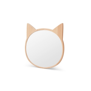 Penelope Mirror Cat Natural van Liewood