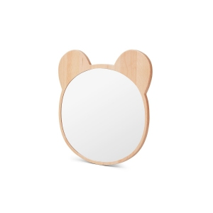 Penelope Mirror Mr Bear Natural van Liewood