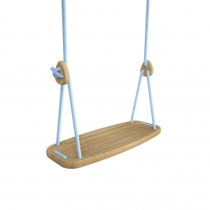 Lillagunga Classic - Oak Blue Standard Ropes van Lillagunga