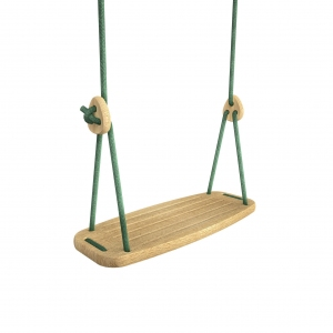 Lillagunga Classic - Oak Green Standard Ropes van Lillagunga