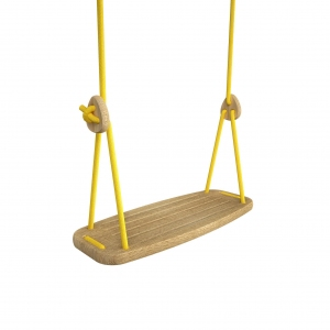 Lillagunga Classic - Oak Yellow Standard Ropes van Lillagunga