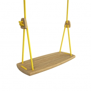 Lillagunga Grand - Oak Yellow Standard Ropes van Lillagunga