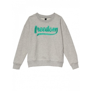 Sweater Light Grey Melee Freedom van Little 10 Days