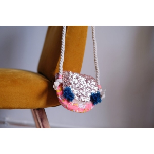 Bag Cimca Coral Flower van Louise Misha