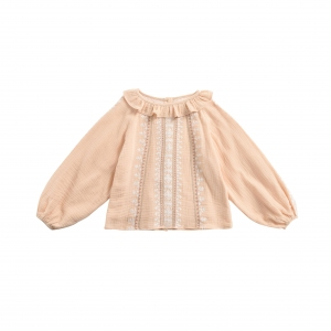 Blouse Nata Blush van Louise Misha