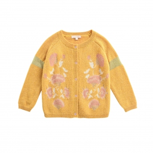Cardigan Pacolia Honey van Louise Misha