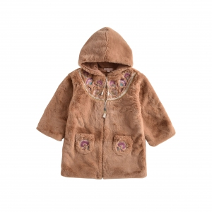 Coat Mona Nuts van Louise Misha