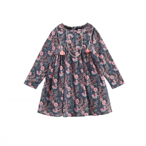 Dress Roulotta Storm Flowers  van Louise Misha