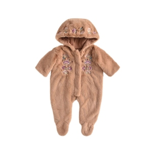Pilot Jumpsuit Choclo Nuts van Louise Misha