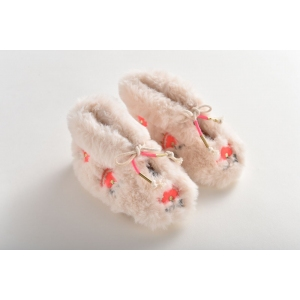 Slippers Chou Cream van Louise Misha