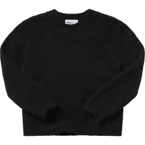 Black Bird Knit Sweater van Maed For Mini