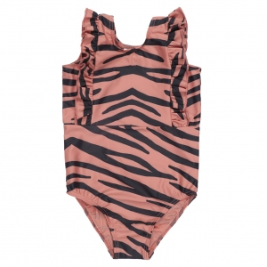 Blushing Zebra Swimsuit van Maed For Mini