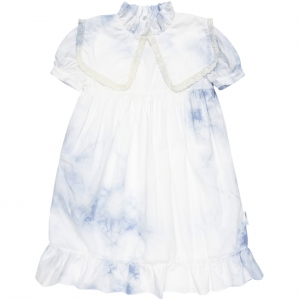 Cloudy Cockatoo Dress van Maed For Mini