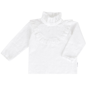 Frosty Fox Ruffle Blouse van Maed For Mini