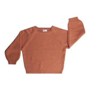Funky Flamingo Knit Sweater van Maed For Mini