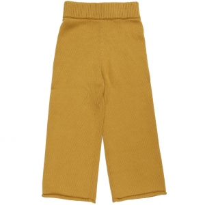 Golden Grasshoper Knit Culotte van Maed For Mini