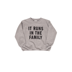 It Runs In The Family Sweater van Maed For Mini