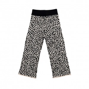 Pants Snow Leopard Aop van Maed For Mini