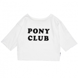 Pony Club T-Shirt van Maed For Mini