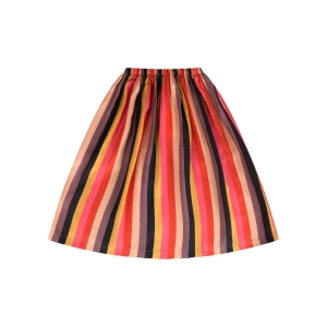 Rainbow Racoon Skirt Long van Maed For Mini