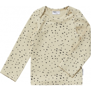 Sahara Leopard Aop Ls Shirt van Maed For Mini