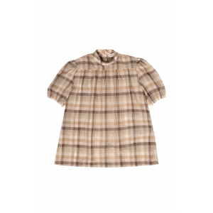 Tartan Tamarin Dress van Maed For Mini