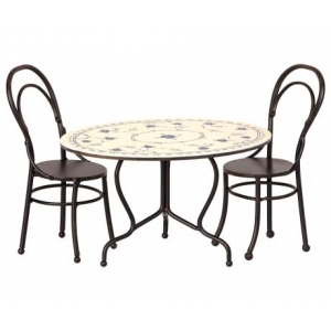 Dining Table Set Mini van Maileg