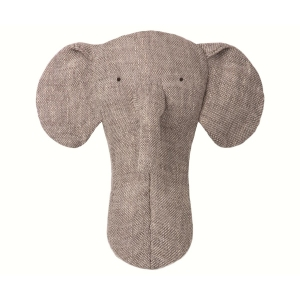 Noah's Friends Elephant Rattle  van Maileg