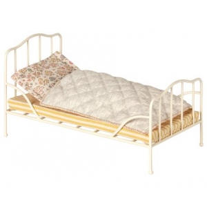 Vintage Bed Mini Off-White van Maileg