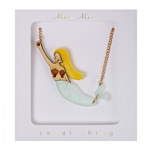 Mermaid Necklace van Meri Meri
