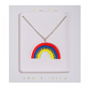 Rainbow Necklace van Meri Meri