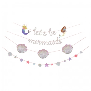 Let's Be Mermaids Garland van Meri Meri