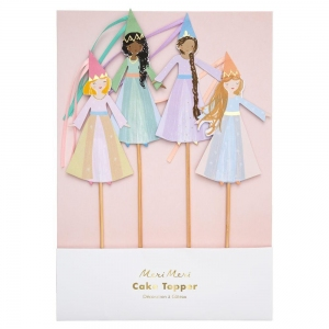 Magical Princess Toppers van Meri Meri