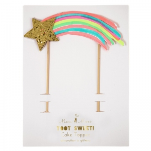 Shooting Star Cake Topper van Meri Meri