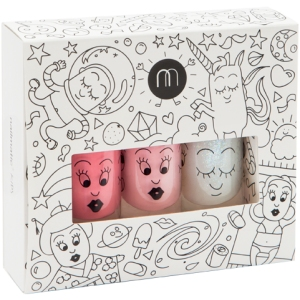 Nailmatic kids cosmos-3pack van Nailmatic kids
