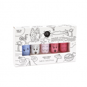 Nailmatic kids hollywood 5-pack van Nailmatic kids
