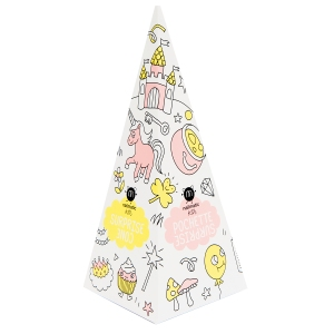 Suprise Cone Princess Cookie van Nailmatic Kids